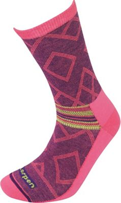 Lorpen Women's T2 Lifestyle Diamond Sock