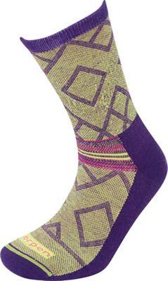 Lorpen Women's T2 Lifestyle Diamond Sock