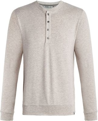 Tasc Men's Legacy Henley LS Top