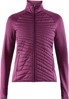 Craft Women's Breakaway Jersey Quilt Jacket