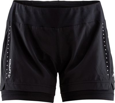 Craft Women's Essential 2 IN 1 Short