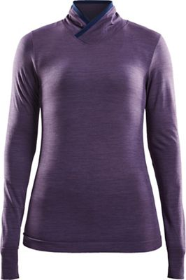 Craft Women's FuseKnit Comfort Wrap LS Top