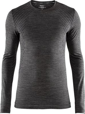 Craft Men's FuseKnit Comfort Roung Neck LS Top