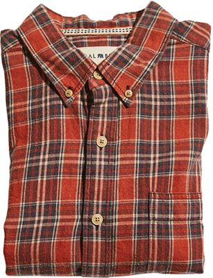 The Normal Brand Men's Seasons Woven Shirt