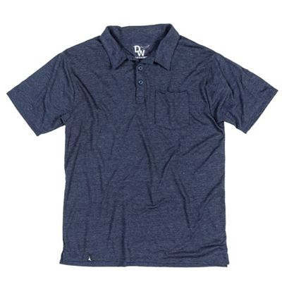 Duckwoth Men's Vapor Wool Polo