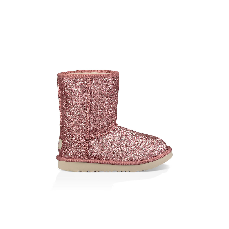 3e8b0435099 Ugg Toddler Classic Short II Glitter Boot