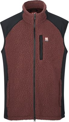 66North Men's Tindur Sherling Vest