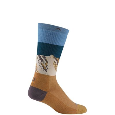 Wigwam Traverse Peak Sock