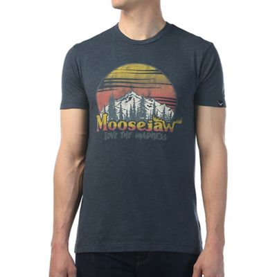 Moosejaw Men's Home Sweet Home Vintage Slim SS Tee