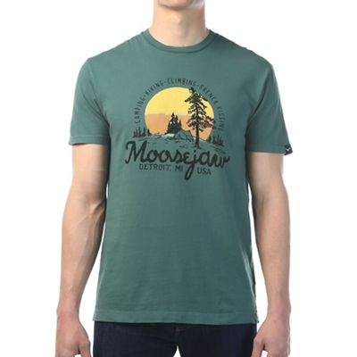 Moosejaw Men's Nothing But A Good Time Classic Regs SS Tee