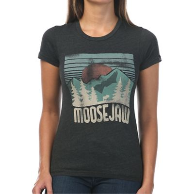 Moosejaw Women's Walk This Way Vintage Regs SS Tee