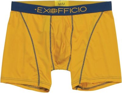 ExOfficio Men's Give-N-Go Sport Mesh 6IN Boxer Brief