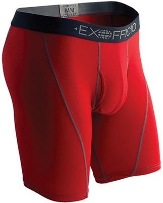 ExOfficio Men's Give-N-Go Sport Mesh 9IN Boxer Brief