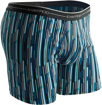 ExOfficio Men's Sol Cool Print Boxer Brief