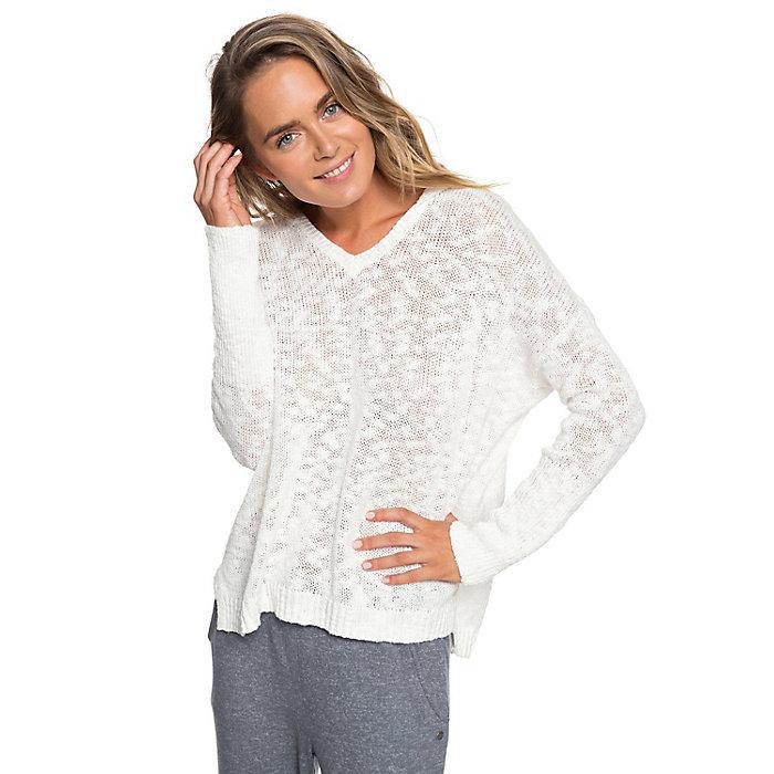 Roxy Womens Sandy Bay Beach Sweater