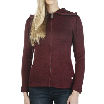 Roxy Women's Trail Side Full Zip Fleece Hoodie