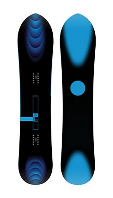 Yes Men's 420 Powderhull Snowboard