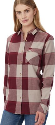 Tentree Women's Kimberly LS Button Up Shirt