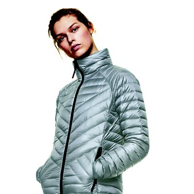 Jack Wolfskin Tech Lab Women's Noho Coat
