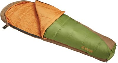 Slumberjack Boys' Big Scout 30 Degree Sleeping Bag