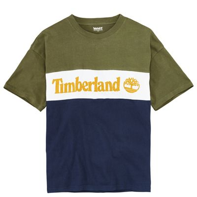 Timberland Men's Oversized Tee