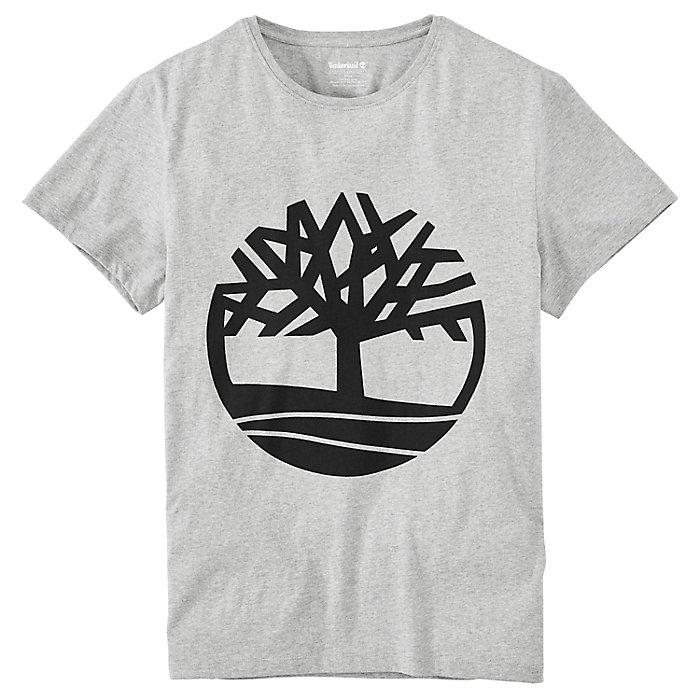 Mens Timberland Seasonal Logo T-Shirt In Black