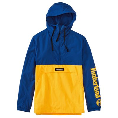 Timberland Men's Windbreaker Hooded Pullover