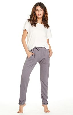good hYOUman Women's Naomi-Roll Cuff Jogger