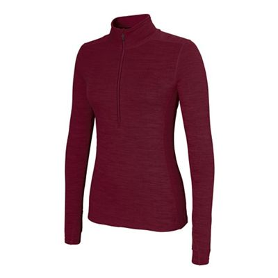 Terramar Women's Vertix Half Zip Top