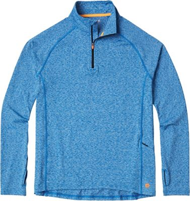 Bonobos Men's Core LS Half-Zip Top