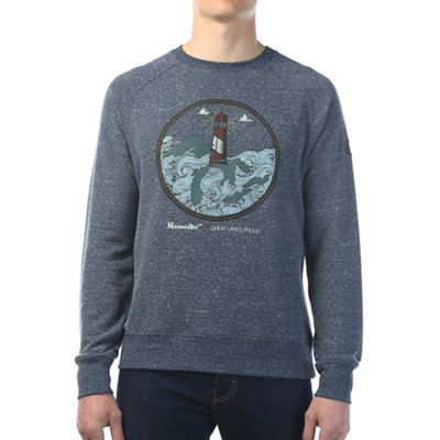 Moosejaw Men's Great Lakes Proud CO-LAB Crew Neck Sweatshirt
