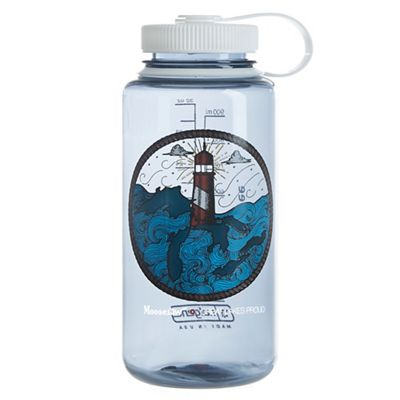 Moosejaw Great Lakes Proud CO-LAB Nalgene Tritan Water Bottle