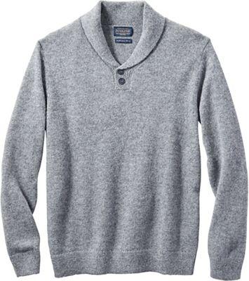 Pendleton Men's Shetland Shawl Pullover