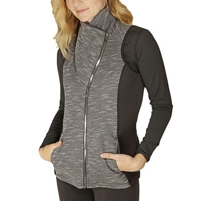 Snow Angel Women's Minx Melange Snuggle Vest