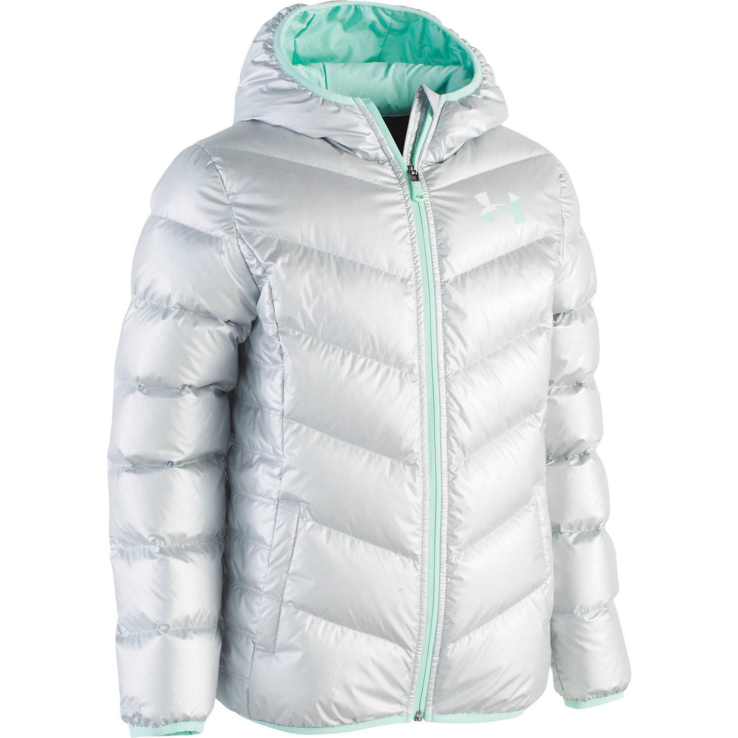 esposa Rebobinar Maravilloso  Under Armour Girls' Meta Mallowpuff Down Jacket - Moosejaw