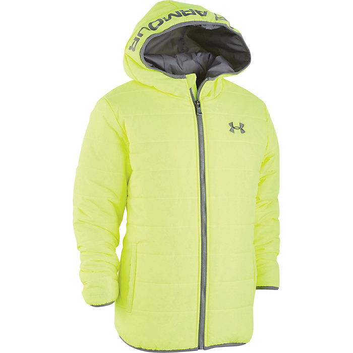 b415bbc239e4 Under Armour Youth Boys  Pronto Puffer Jacket - Moosejaw