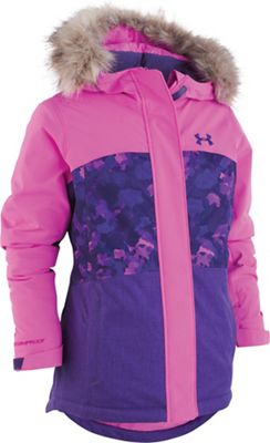 Under Armour Youth Girls' Rocky Pine Jacket