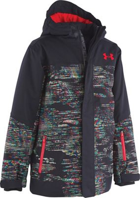 Under Armour Youth Boys' Static Zero to 60 Jacket