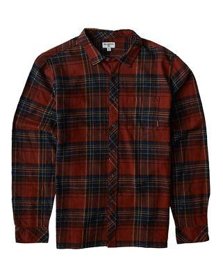 Billabong Men's Coastline Long Sleeve Shirt
