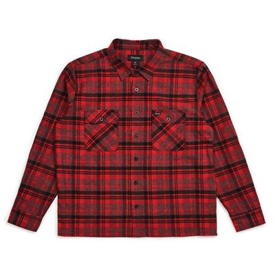 Brixton Men's Archie Long Sleeve Flannel