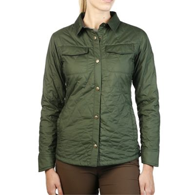 Moosejaw Women's Lafayette Insulated Shirt Jacket