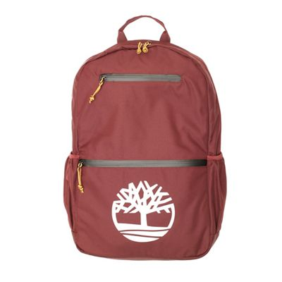 Timberland Zip Top Basic Logo Backpack