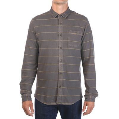 O'Neill Men's Cowell Long Sleeve Knoven Shirt
