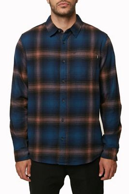 O'Neill Men's Dillishaw Flannel Shirt