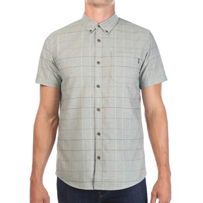 O'Neill Men's Gridlock Short Sleeve Shirt