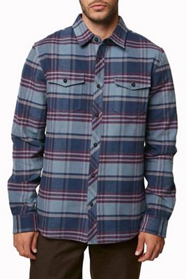 O'Neill Men's Ridgemont Flannel Shirt