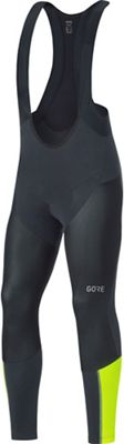Gore Wear Men's C7 Partial Gore Windstopper Pro Bib Tight+