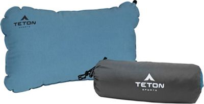 Teton Sports ComfortLite Organic Cotton Pillow
