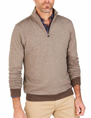Faherty 1/4 Zip Sweater