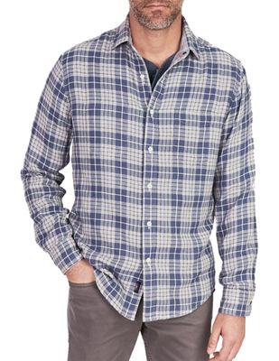 Faherty Reversible Belmar Long Sleeve Shirt